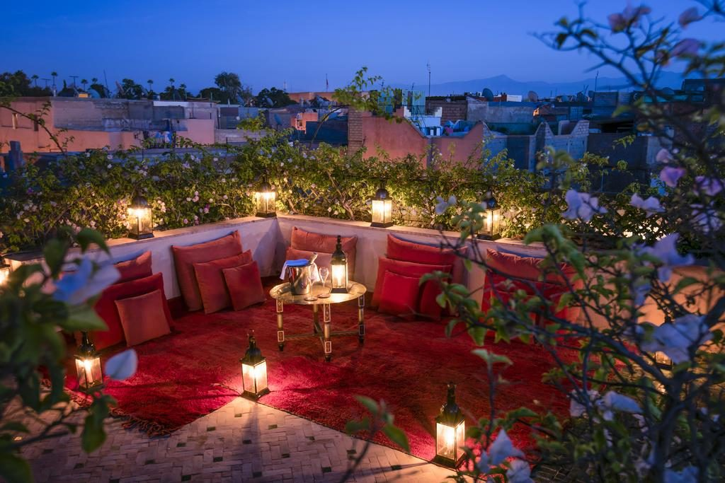 Location Riad Marrakech #2 - Almaha Marrakech 02