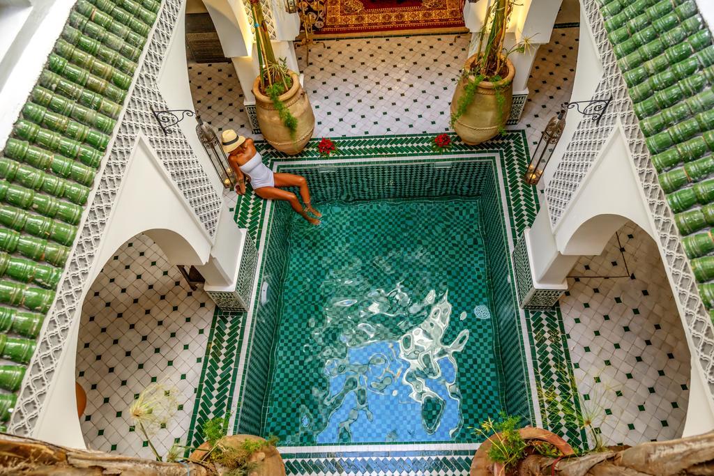 Location Riad Marrakech #3 -Riad Jemaa El Fna 01