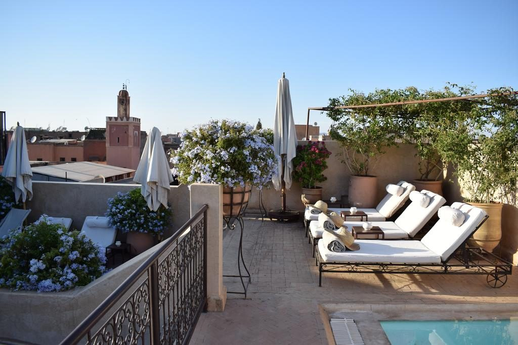Location Riad Marrakech #6 - Abracadabra 01
