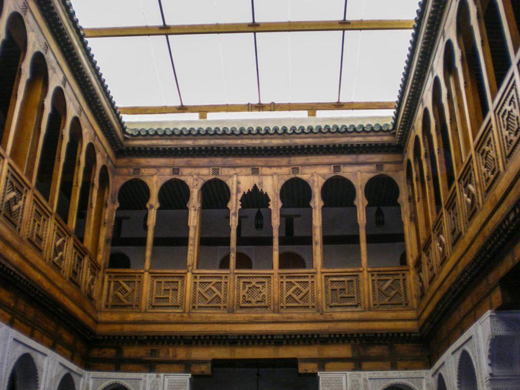 Fes Morocco - Fondouk Nejjarine