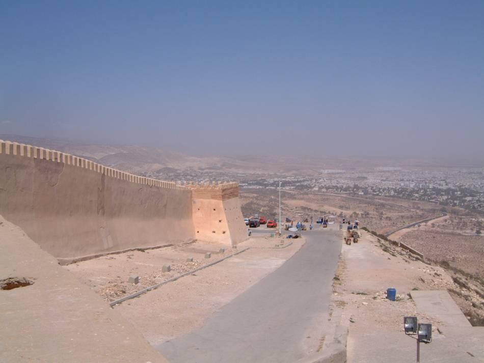 Agadir Morocco - The Kasbah Oufella