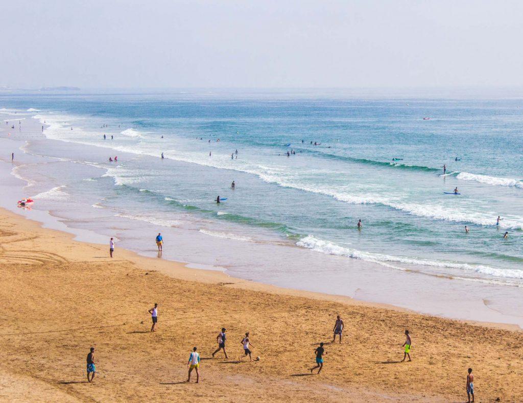 Agadir Morocco - Taghazout Beach