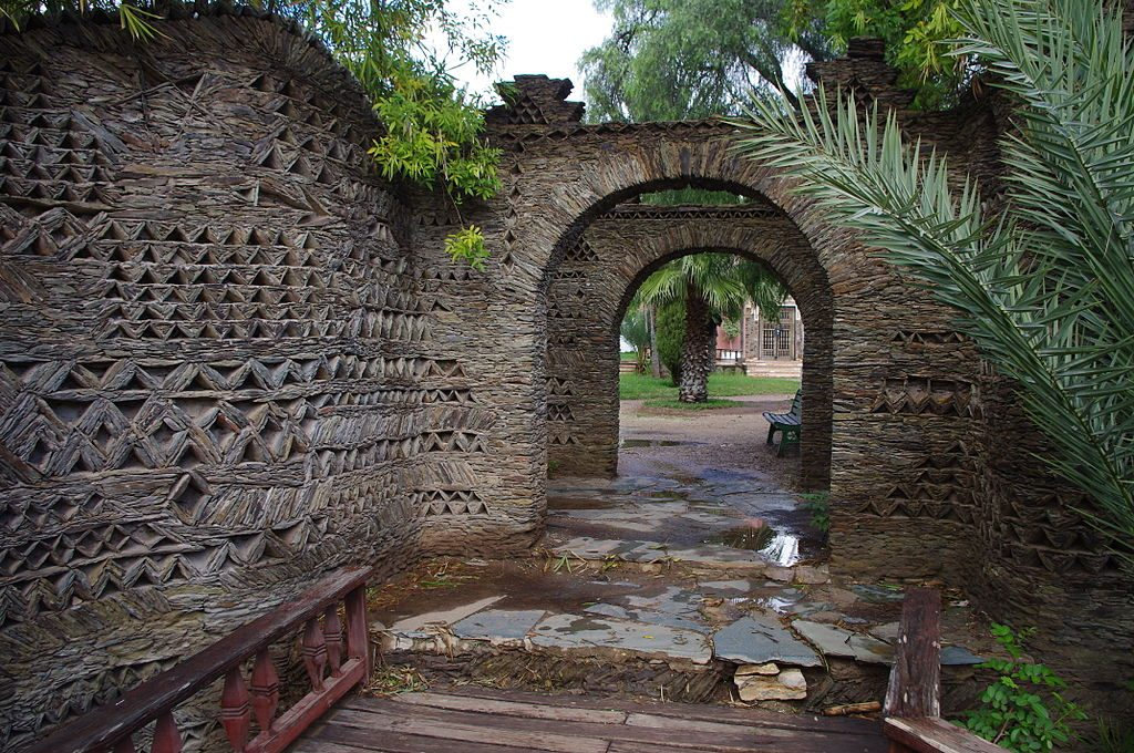 Agadir Morocco - The Garden of Olhao