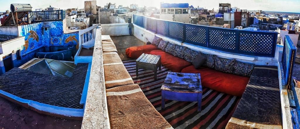 Essaouira Maroc - The Chill Art Hostel 02