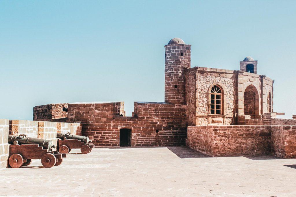 Medina Essaouira Maroc Fort 03