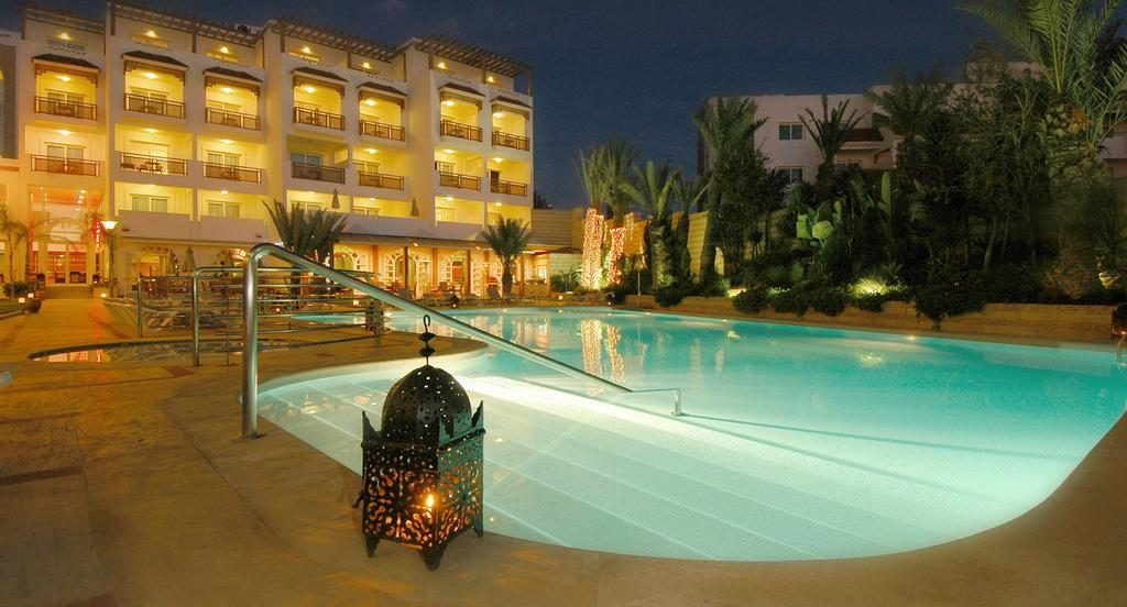 Visiter Agadir Maroc - Hotel Timoulay and Spa