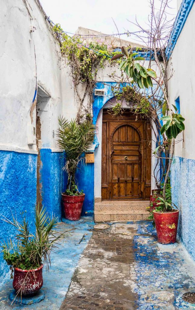 Things to do in Rabat Morocco #1 - The Kasbah Of The Udayas