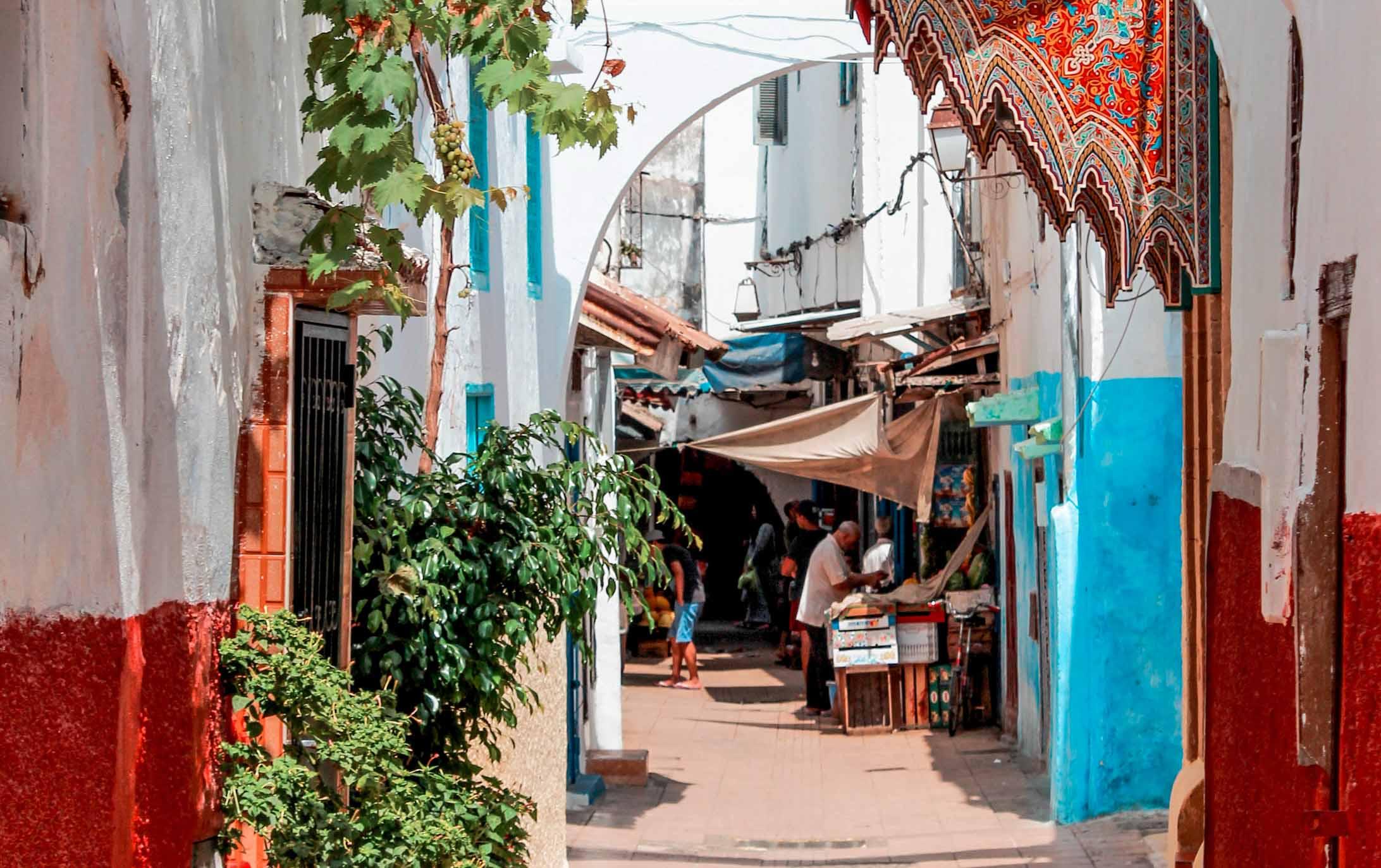 Rabat Maroc - Kasbah des Oudayas 2