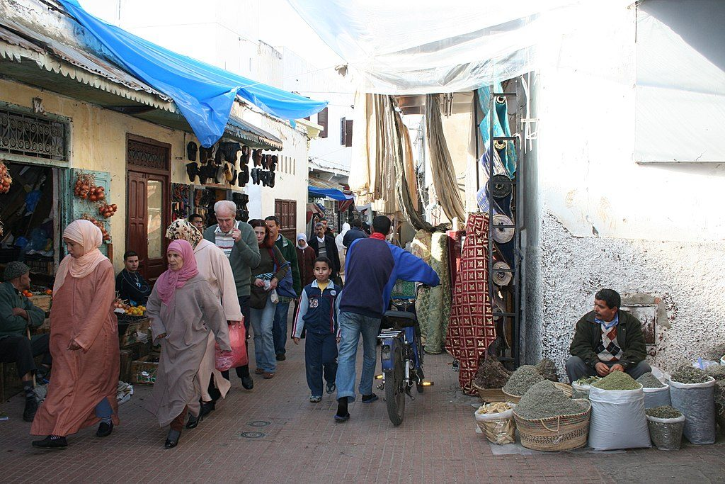Rabat Morocco #2 - The Medina