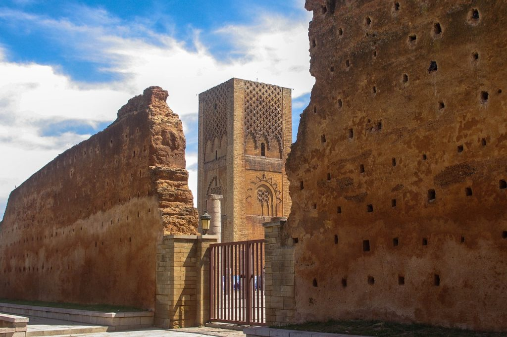 Rabat Morocco #4 - Hassan Tower